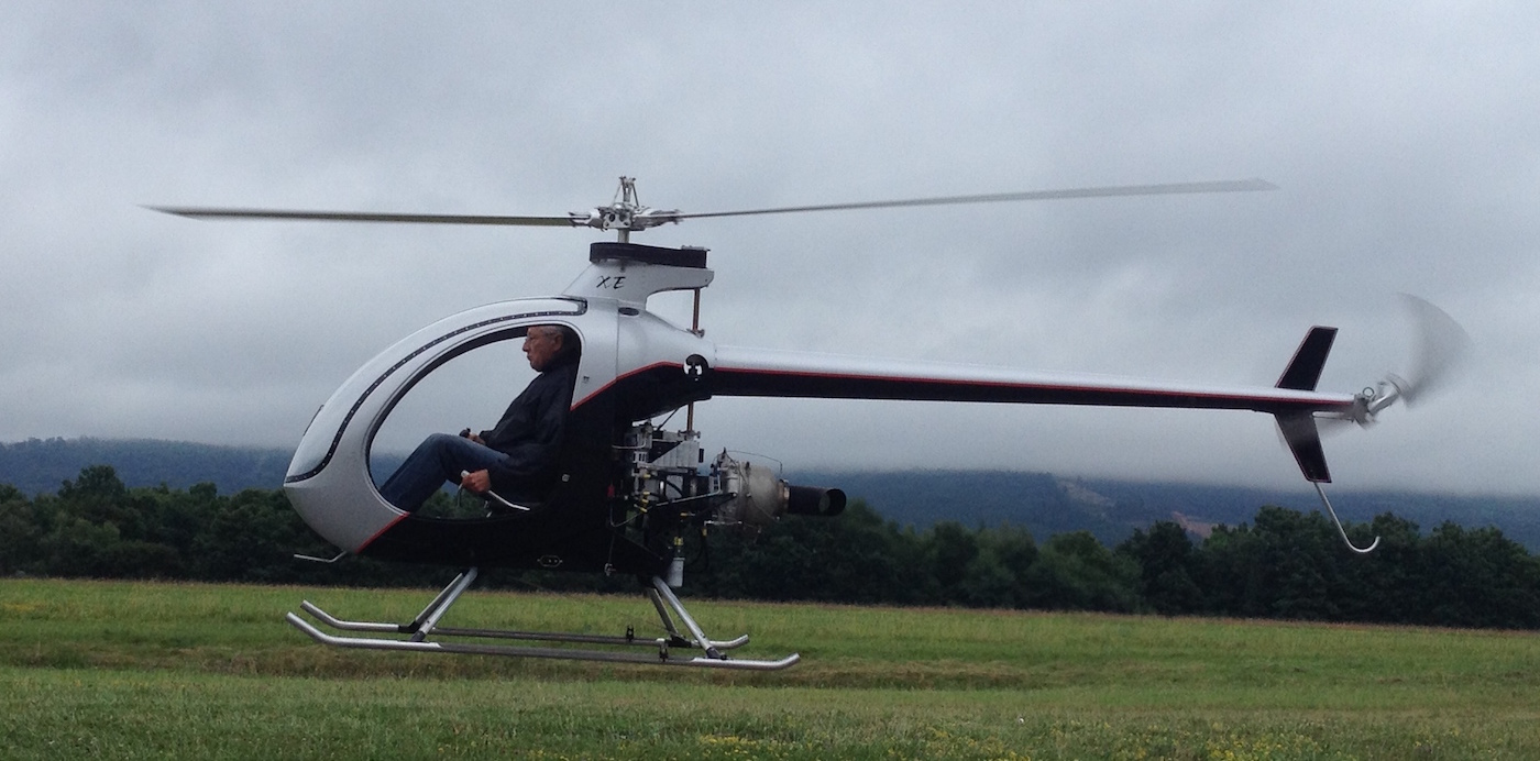 Ultralight Mosquito Helicopter